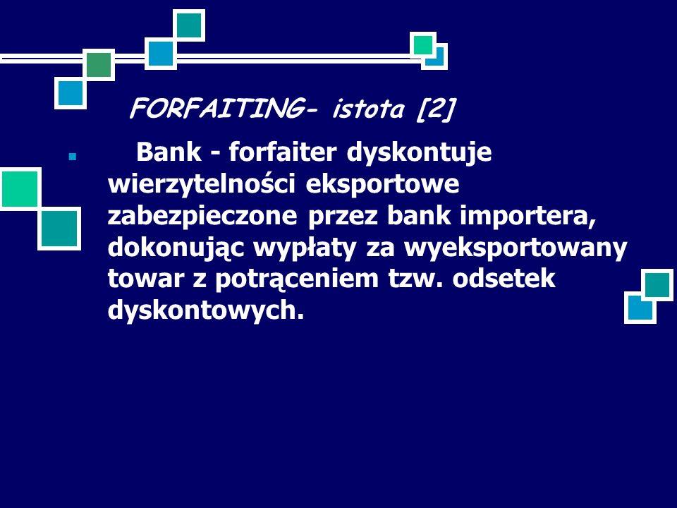FORFAITING- istota [2]